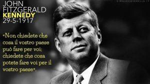 Kennedy, mito degli anni 60